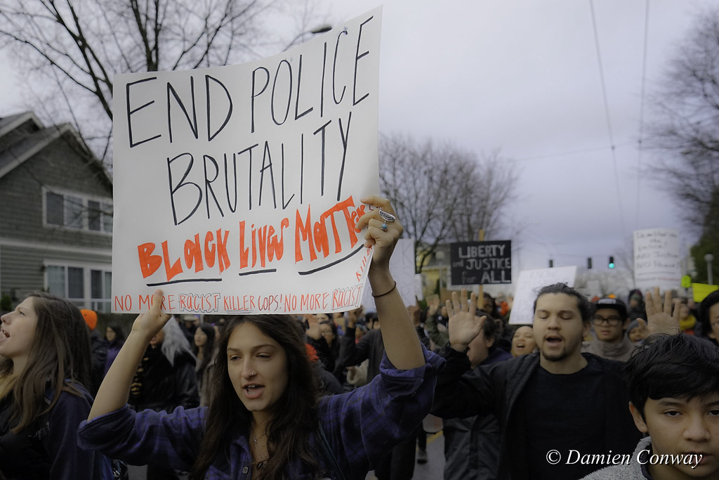 Mike Norton: Disproportionate Police Brutality Against Blacks is a Myth