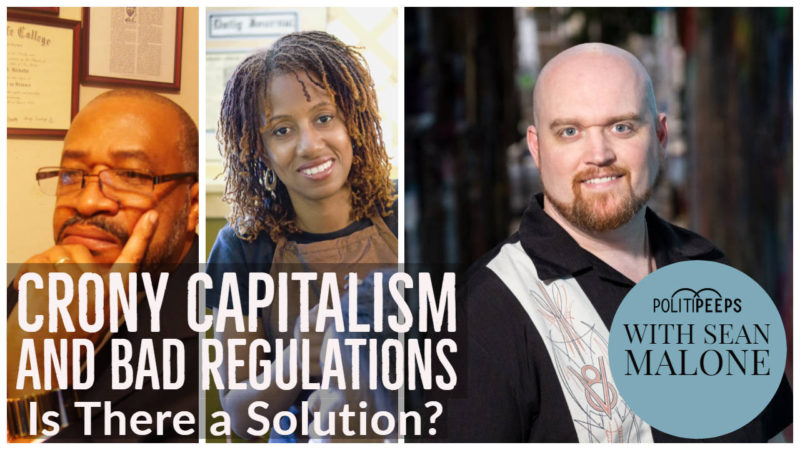 Crony Capitalism and Bad Regulations: Is There a Solution?