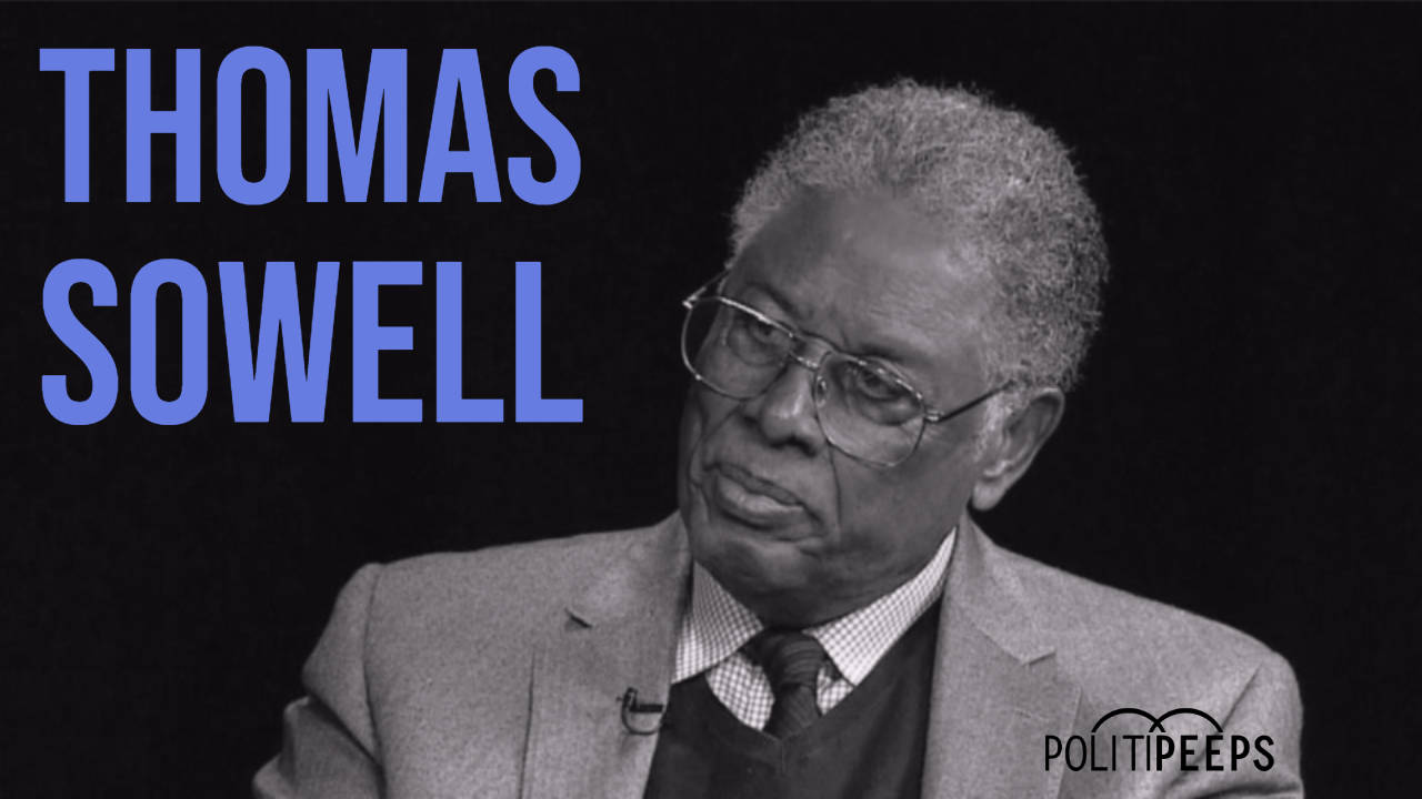 Thomas Sowell Quotes & Memes