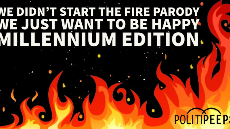 We Didn't Start the Fire Parody: We Just Want to be Happy, Millennium Edition